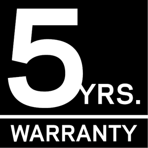 We provide a 5 year warranty for all Twilight-products.