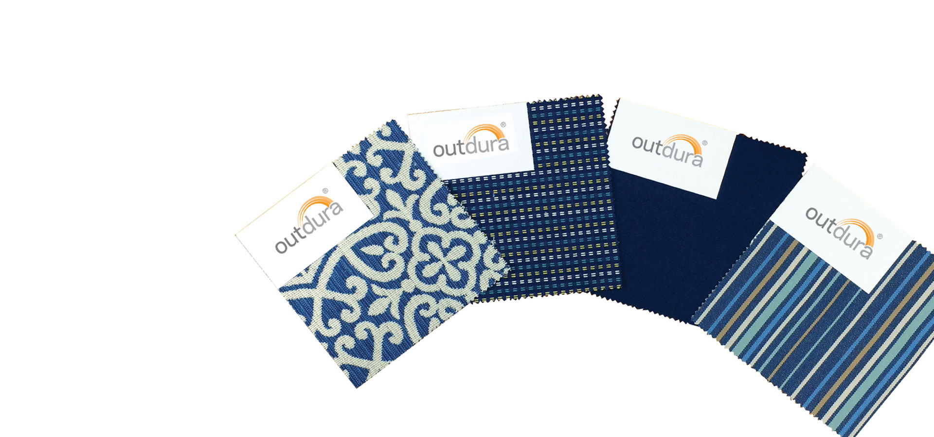 Outdura's fabrics are superior in quality, hand and performance. See for yourself - Request a fabric sample.